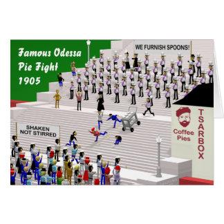 Odessa Steps Card
