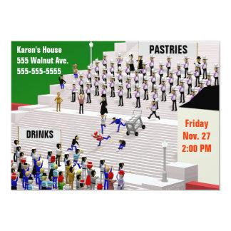 Odessa Steps Invite