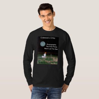 Odessa's Orbs....The E book Cover T-Shirt
