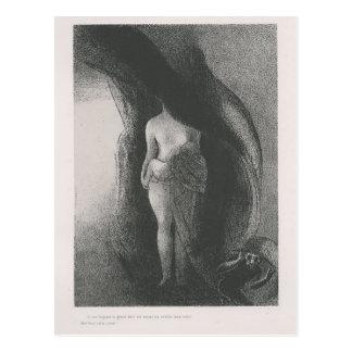 Odilon Redon- I am still the great Isis Postcard