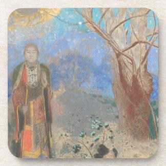Odilon Redon: Le Bouddha, The Buddha Coaster