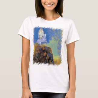 Odilon Redon Pegasus - Greek Mythology Symbolism T-Shirt