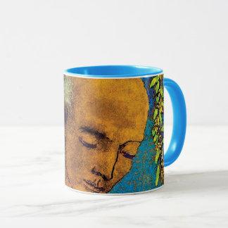 Odilon Redon The Crown - Fine Art Symbolism Mug