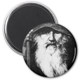 odin-3 6 cm round magnet