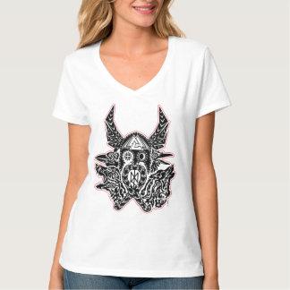 Odin Emblem Ladies T-Shirt