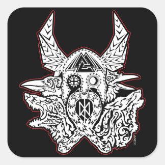 Odin - Emblem Sticker