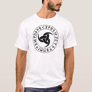 Odin Horn Shield .png T-Shirt