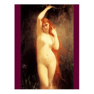 Odine - Lefebvre Postcard