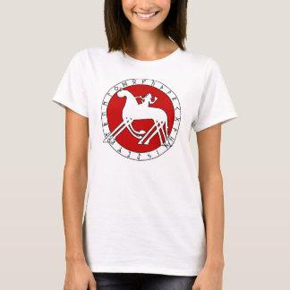 Odinn and Sleipnir T-Shirt