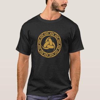 Odins horn - Celtic endlessly knot T-Shirt