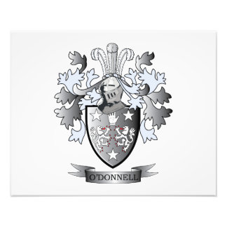 O'Donnell Coat of Arms Photo Print