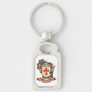 O'Donnell Family Reunion  Metal Keychain
