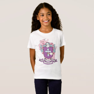 O'Donnell Girls' Fine Jersey T-Shirt