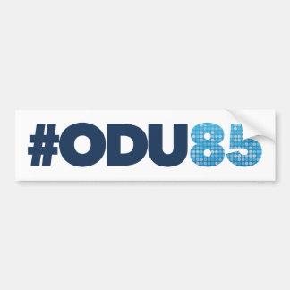 ODU 85th Anniversary Bumper Sticker