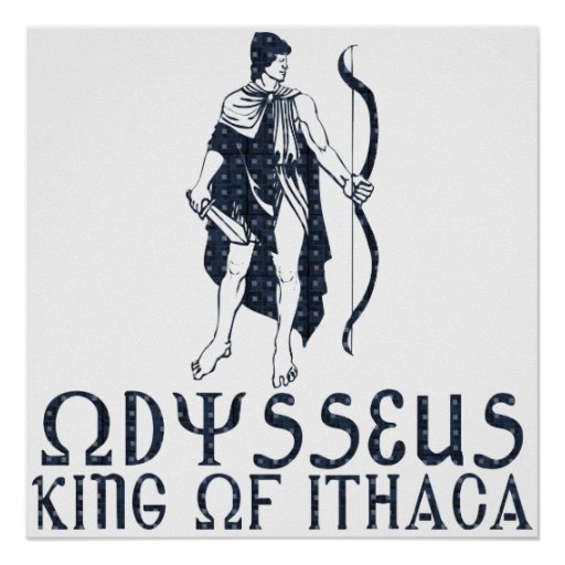 odysseus reflection paper He is seen as the primary olympian antagonist of that kingly man- odysseus, whom the other gods seem to hold in high esteem  to be a reflection of his father.