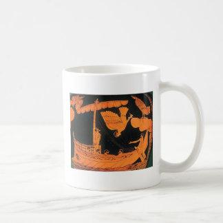 Odysseus-Sirens Mythological founder of Naples Mug