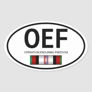 OEf Sticker