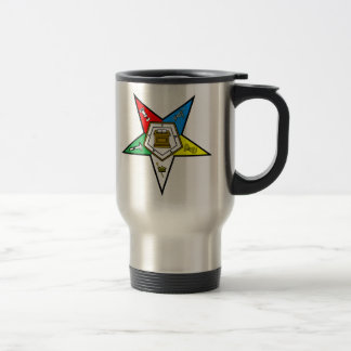 OES Order of the Eastern Star Stainless Steel Cup