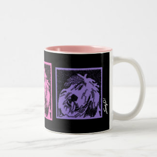 OES Topspin Two-Tone Coffee Mug