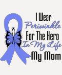 Oesophageal Cancer Ribbon Hero My Mum