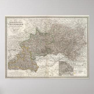 Oesterreich - Vienna Region Print