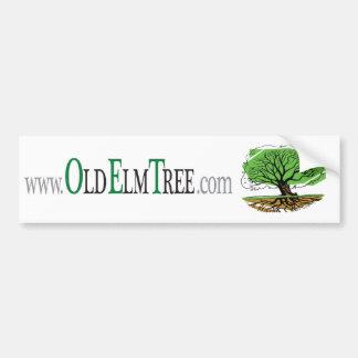 OET bumper sticker
