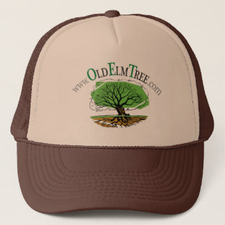 OET Two Color Trucker Hat