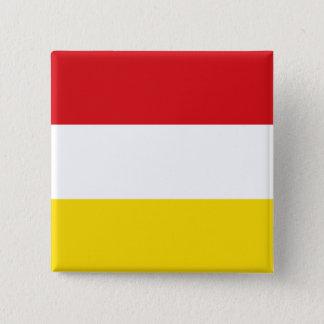 Oeteldonk, Netherlands 15 Cm Square Badge