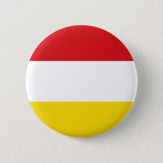 Oeteldonk, Netherlands 6 Cm Round Badge