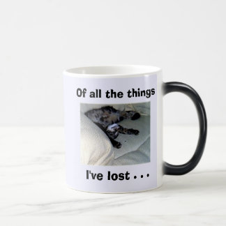 Of all the things I ve lost Coffee Mug