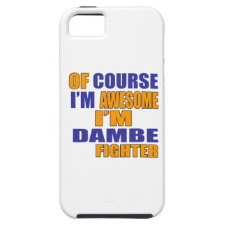 Of Course I Am Dambe Fighter iPhone 5 Covers
