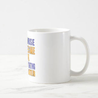 Of Course I Am Freestyle Fighting Fighter Coffee Mug