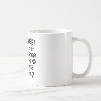 OF COURSE I TALK TO MY CHESAPEAKE BAY RETRIEVER DO COFFEE MUG