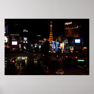 Of Las Vegas boulevard Poster