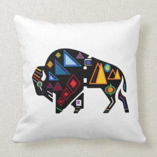 Of Many Patterns Cushion