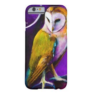 Of Myth and Magic Barn Owl Moon Phone Case