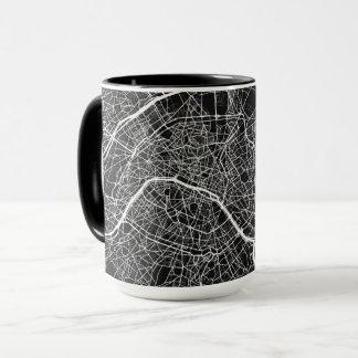 Of Paris cup of urban Pattern