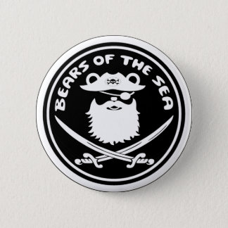 of plates bears the is white 6 cm round badge