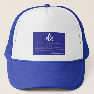 OF THE CIVIL MAGISTRATES TRUCKER HAT