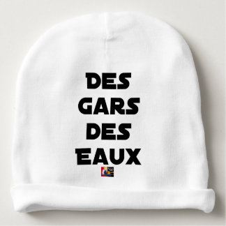 Of the Guy of Water - Word games - François City Baby Beanie