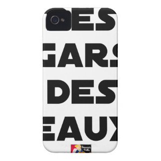 Of the Guy of Water - Word games - François City iPhone 4 Cases