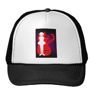 Of the ONS acres A girl's best friends Trucker Hat