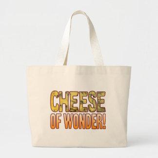 Of Wonder Blue Cheese Jumbo Tote Bag