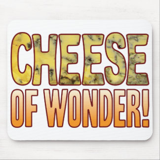 Of Wonder Blue Cheese Mouse Pad