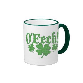 O'Feck Oh Feck Ringer Coffee Mug