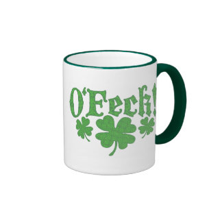 O'Feck Oh Feck Ringer Mug
