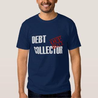 OFF DUTY DEBT COLLECTOR TEES