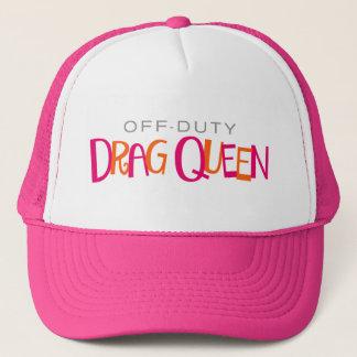 Off-Duty Drag Queen. Trucker Hat