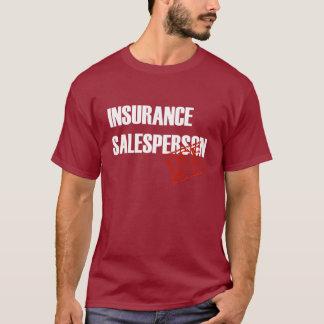 OFF DUTY INSURANCE SALESPERSON T-Shirt