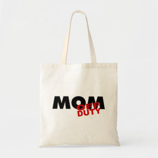 Off Duty Mom (Blk) Bags